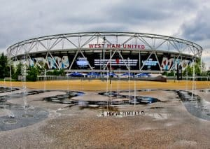 West Ham Stadium Tour - London Stadium - How to get to the London Stadium from Central London