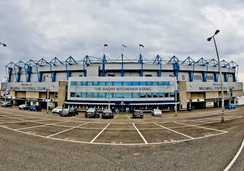 Millwall Stadium Tour - The Den, Millwall FC Ground - address