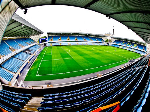 Millwall Stadium Tour - The Den, Millwall FC Ground