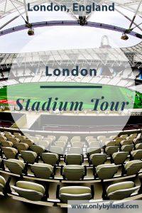 West Ham Stadium Tour - London Stadium