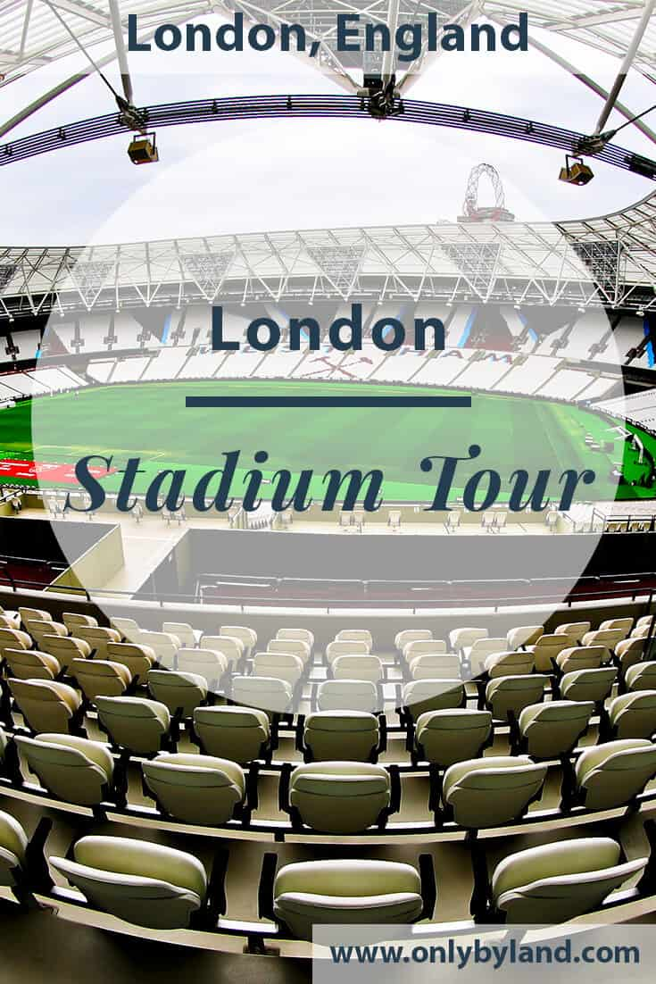 West Ham Stadium Tour – London