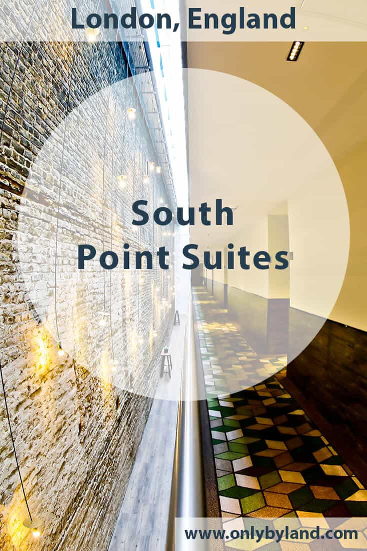 South Point Suites – London Bridge Hotel
