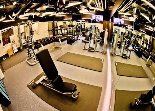 South Point Suite - London Bridge Hotel - 24 Hour Fitness Center