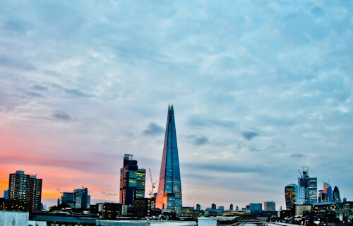 South Point Suite - London Bridge Hotel - A Hotel with a View