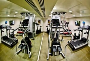 Staybridge Suites - London Vauxhall - Where to stay in London - 24 hour fitness center