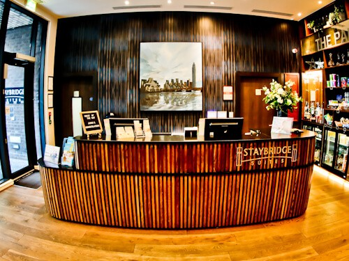 Staybridge Suites - London Vauxhall - Where to stay in London - Check In