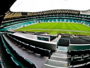 Twickenham Stadium Tour review with pictures - Royal Box