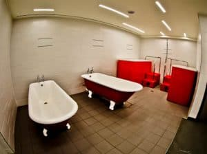 Twickenham Stadium Tour review with pictures - England dressing rooms