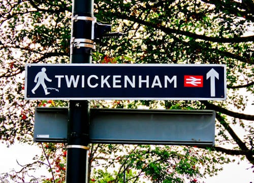 Twickenham Stadium Tour review with pictures - How to get to Twickenham from Central London