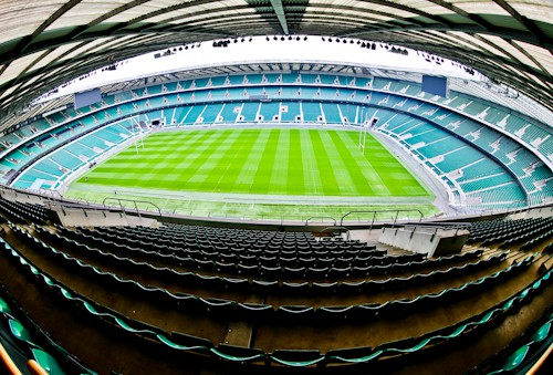 Twickenham Stadium Tour review with pictures - rugby stadium facts
