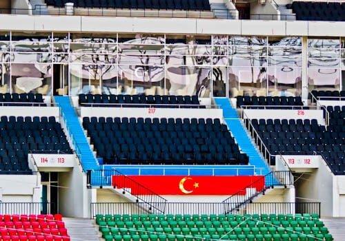 Diyarbakır Stadium Tour - Diyarbakırspor FC - Kurdistan, Turkey - Presidential Suite