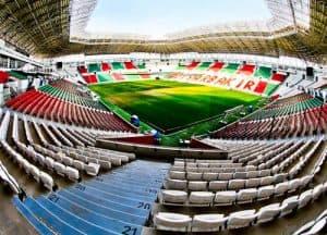 Diyarbakır Stadium Tour - Diyarbakırspor FC - Kurdistan, Turkey - Enjoy your tour
