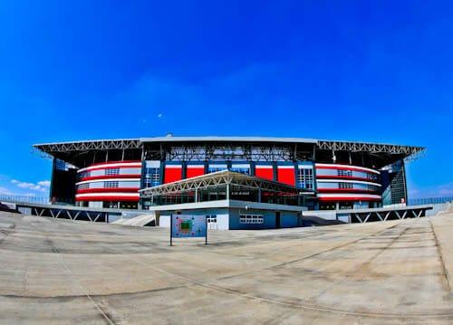 Diyarbakır Stadium Tour - Diyarbakırspor FC - Kurdistan, Turkey - Location