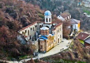 Things to do in Prizren Kosovo - Church of the Holy Saviour