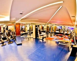 Radisson Blu Hotel Diyarbakir Turkey Kurdistan - Fitness Center