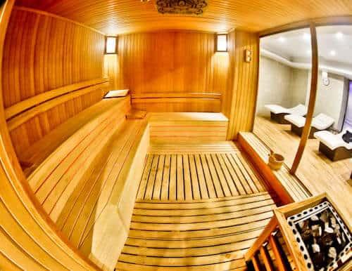 Radisson Blu Hotel Diyarbakir Turkey Kurdistan - Sauna