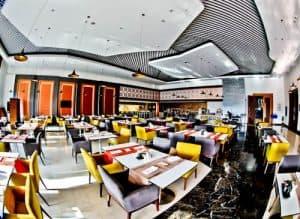 Radisson Blu Diyarbakir Hotel - Restaurant