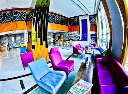 Radisson Blu Hotel Diyarbakir Turkey Kurdistan - Lobby Bar