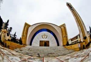 Tirana Albania - What to see - Resurrection Cathedral