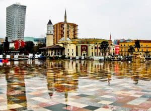 Tirana Albania - What to see - Et'hem Bey Mosque