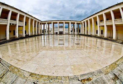 Tirana Albania - What to see - National Archaeological Museum
