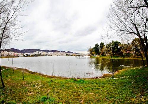Tirana Albania - What to see - Grand Park of Tirana