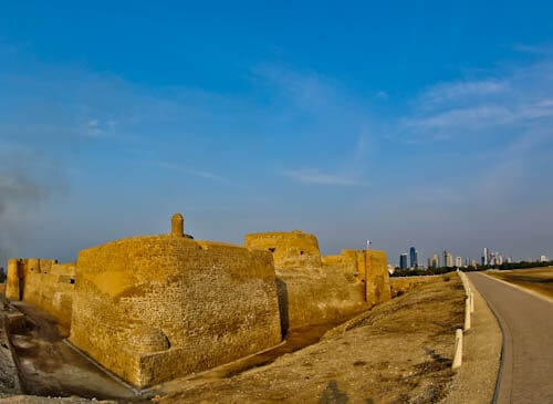 THings to do in Bahrain - Qal'at al-Bahrain Fort
