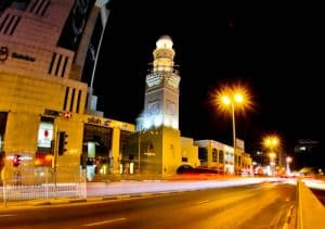Things to do in Bahrain - Clock Tower of Yateem Mosque