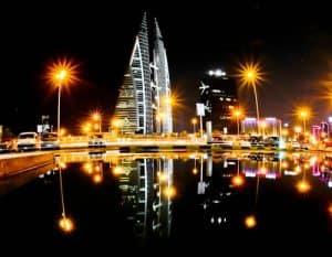 Things to do in Bahrain - Bahrain World Trade Center