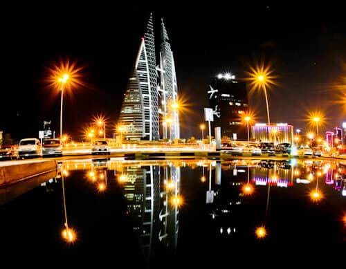 Things to do in Bahrain - Bahrain World Trade Center