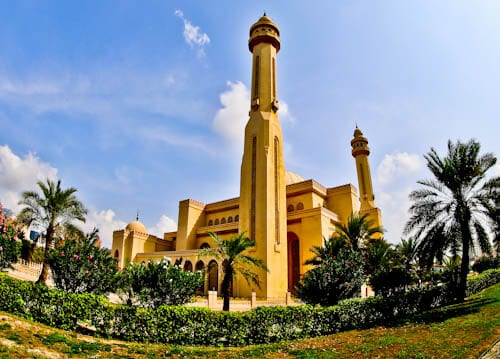 Things to do in Bahrain - Al Fateh Grand Mosque