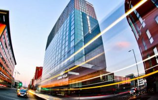 Crowne Plaza Hotel - Manchester Oxford Road - Location