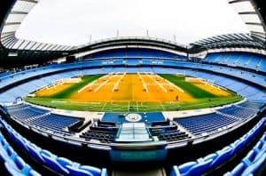 Manchester City Stadium Tour - Etihad facts