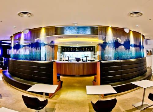 Manchester City Stadium Tour - Etihad - Mancunian Suite