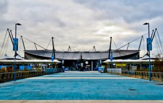 Manchester City Stadium Tour - Etihad