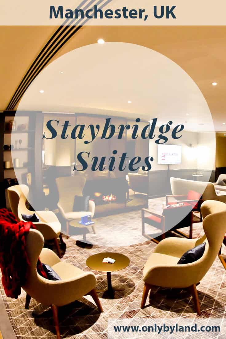 Staybridge Suites – Extended Stay Manchester Hotel