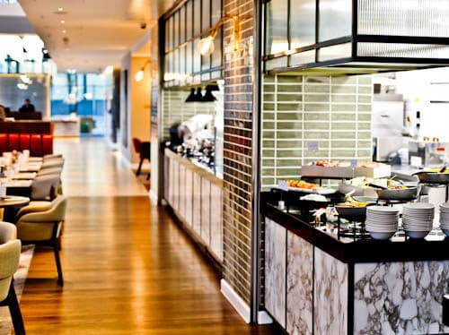 Crowne Plaza Hotel - Manchester Oxford Road - Complimentary Buffet Breakfast
