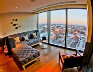 Staybridge Suites Extended Stay Manchester Hotel, Oxford Road - Location
