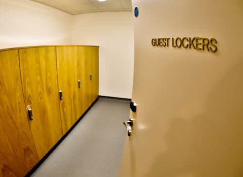 Staybridge Suites Extended Stay Manchester Hotel, Oxford Road - Guest Lockers