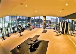 Crowne Plaza Hotel - Manchester Oxford Road - Fitness Center