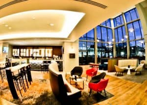Crowne Plaza Hotel - Manchester Oxford Road - Laureate Bar