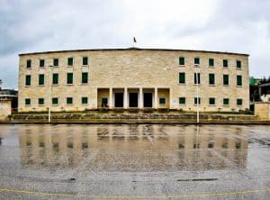 Tirana Albania - What to see - Presidential Palace
