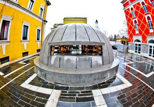 Secret Nuclear Bunker - Tirana Albania Cold War - Bunk Art 2