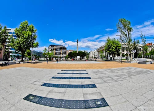 Things to do in Burgas Bulgaria - Troykata Square