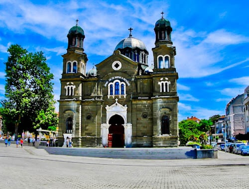 Things to do in Burgas Bulgaria - Church of Saint Cyril and Methodius