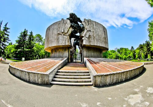 Things to do in Burgas Bulgaria - Pantheon of the Fallen Antifascists