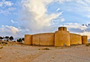 Stay in a caravanserai on the silk road - Zeinodin Caravanserai, Iran - Location