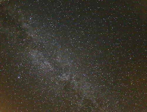 Stay in a caravanserai on the silk road - Zeinodin Caravanserai, Iran - Stargazing at night