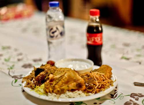 Stay in a caravanserai on the silk road - Zeinodin Caravanserai, Iran - Complimentary evening buffet