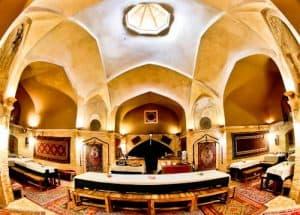 Stay in a caravanserai on the silk road - Zeinodin Caravanserai, Iran - Complimentary Buffet Breakfast